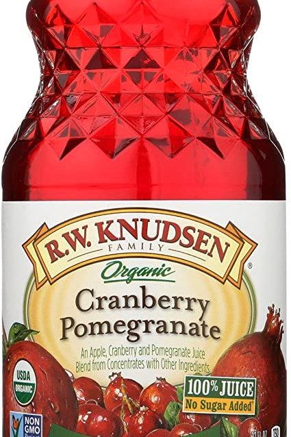 R.W. Knudsen Cranberry Pomegranate 32oz