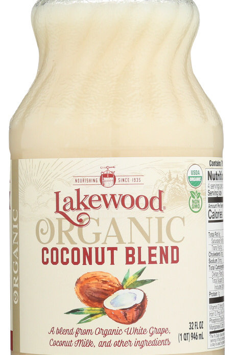 Lakewood Coconut Milk