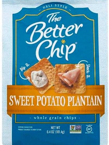 Sweet Potato Plantain / Each