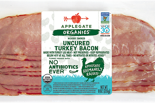 Apple Gate Turkey Bacon