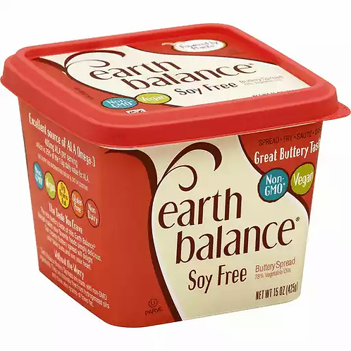 Earth Balance Soy Free Buttery Spread 15oz