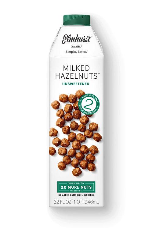 Unsweetened Milked Hazelnut