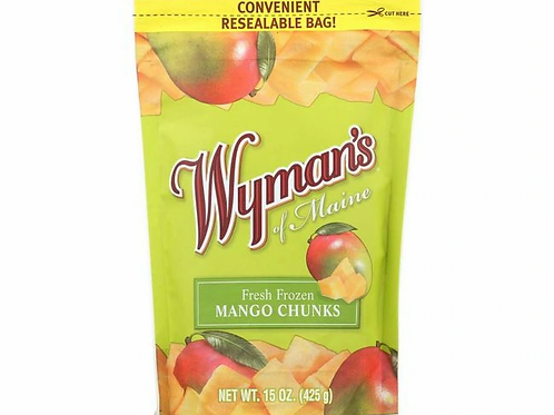 Wymans of Maine Mango Chunks