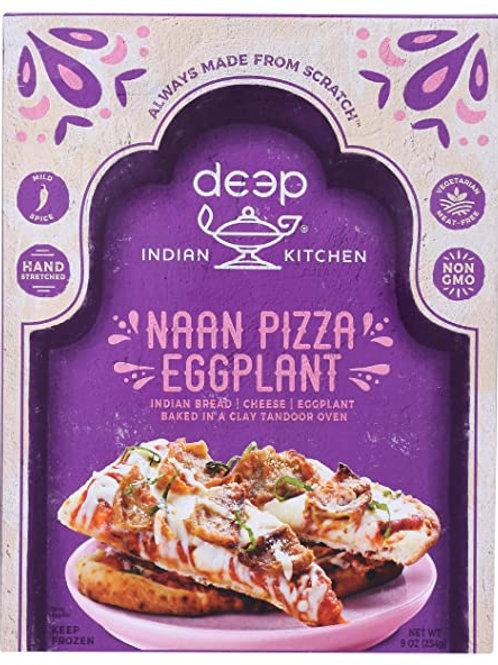 Deep Naan Pizza Eggplant 7.4 oz