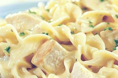 PEPPERS' KIDS: CHICKIE ALFREDO!