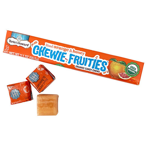 Torie and Howard Chewie Fruites Blood and Orange Honey 2.1 oz