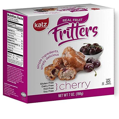 Katz Gluten Free Cherry Fritters 7oz