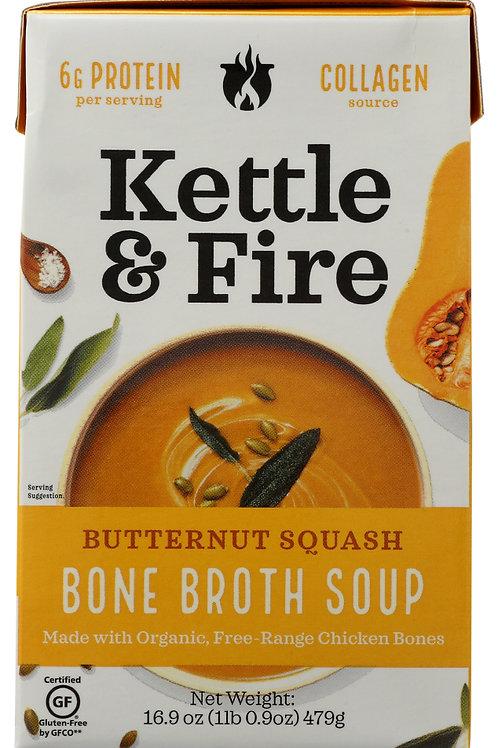 Kettle Fire Butternut Squash Soup 16.9oz