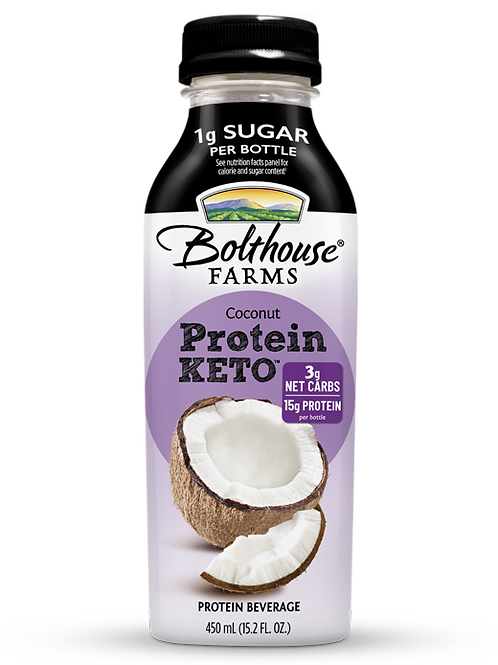 Bolthouse Farms Coconut Protein Keto