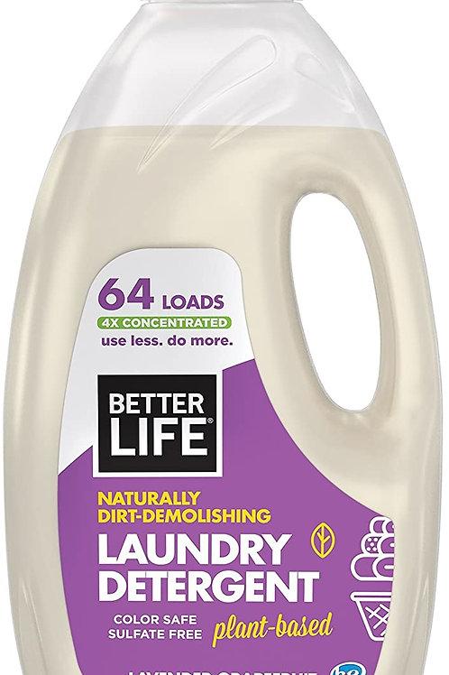 Life Better Laundry Detergent Lavendar