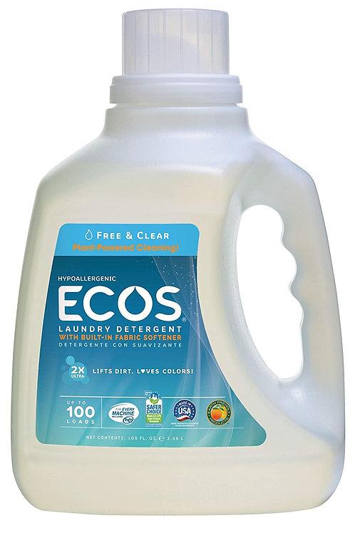 Ecos Laundry Detergent 100 oz