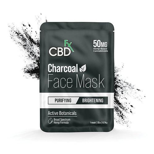 FX CBD Charcoal Face Mask