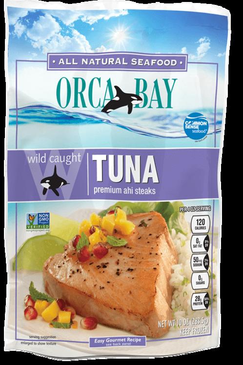 Orca Bay Tuna Ahi Steak 10z