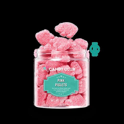 Candy Club Pink Piglets 8oz