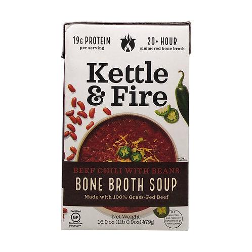 Kettle & Fire Bone Broth Soup
