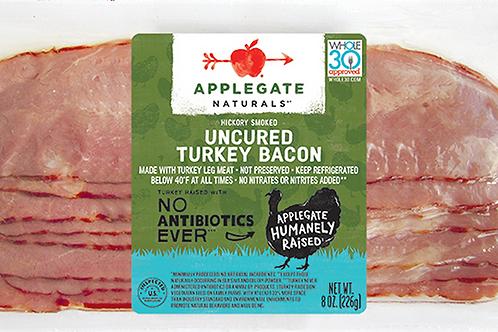 Applegate Natural Uncured Turkey Bacon 8oz