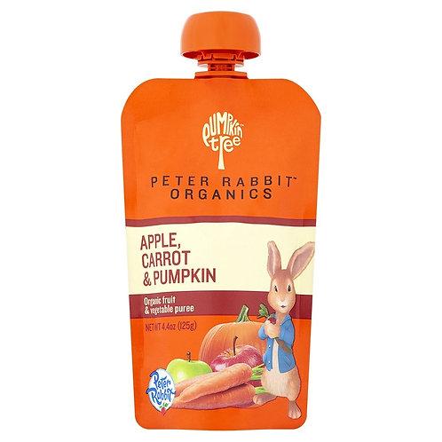 Pumpkin Tree/ Apple, Carrot and Pumpkin