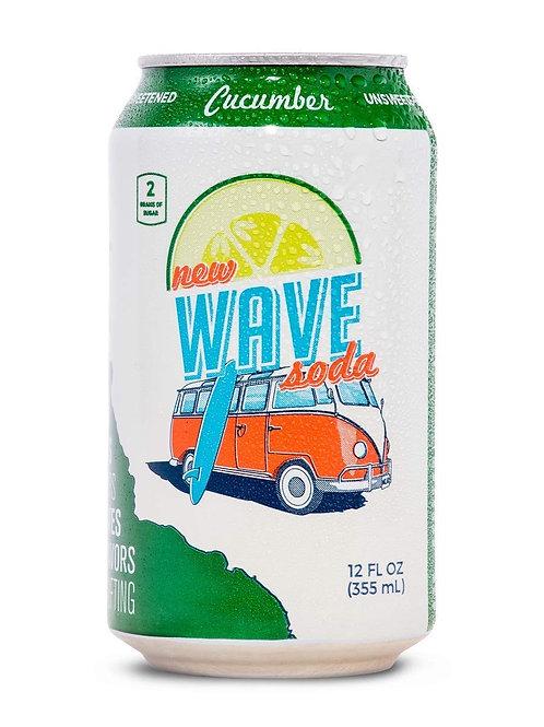 Wave Soda Cucumber