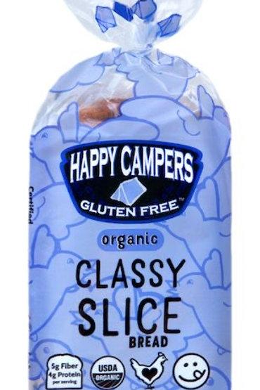 Organic Classy Slice Bread