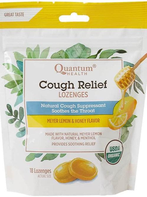 Quantum Health Cough Relief 18 Count