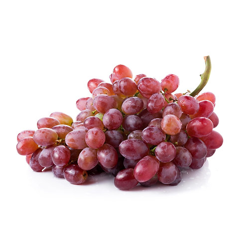 Organic Red Seedless Grapes/lb