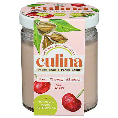 Culina  Sour Cherry Almond Coconut Yogurt 5oz