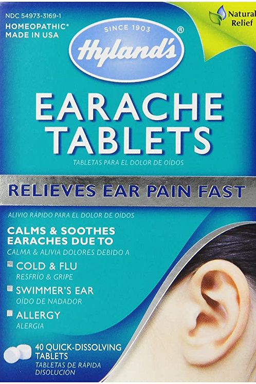 Hyland's Earcahe Tablets