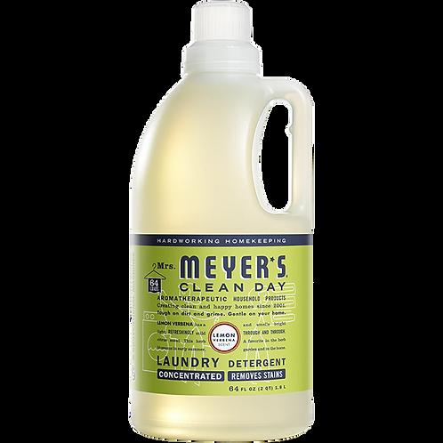 Mrs. Meyers Lemon Laundry Detergent 64oz