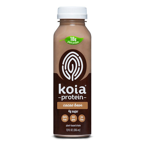 Koia Protein Cacao Bean 4g Sugar/ 12oz