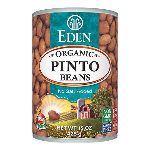 Eden Organic Pinto Beans 15oz