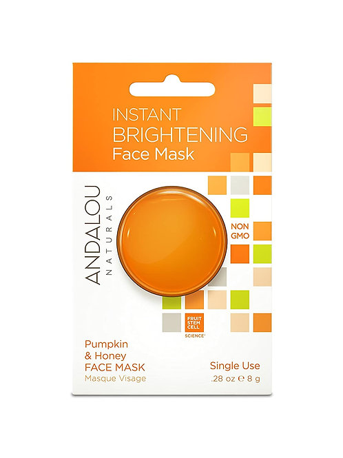 Andalou Instant Brightening Face Mask .28 oz