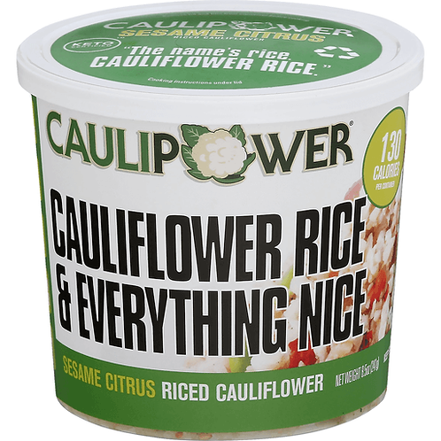 Caulipower/ Cauliflower Rice and Everything Nice