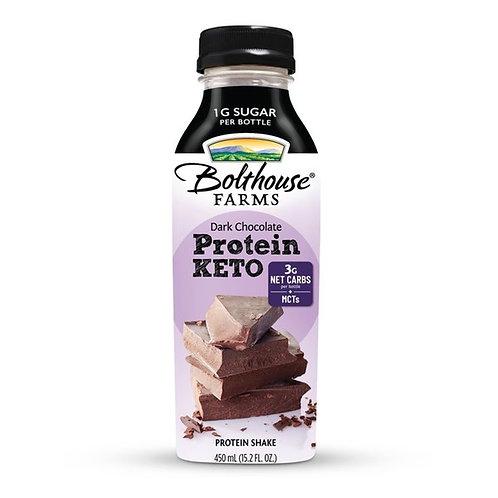 Bolthouse Farms Dark Chocolate Protein Keto 15.2 oz