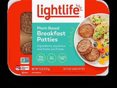Lightlife Plant- Based Breakfast Patties 7.5 oz