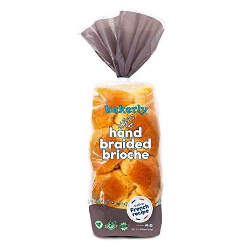 Bakerly Hand Braided Brioche