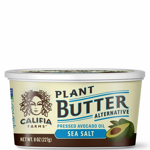 Califia Farms - Plant Butter, Sea Salt 8oz