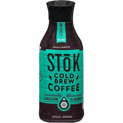 Stok Cold Brew Coffee 48oz