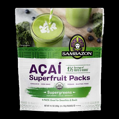 Acai Superfruit Packs 14.1 oz