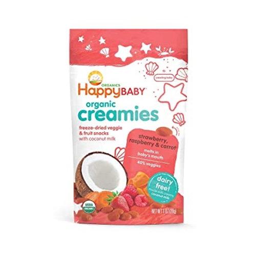 Happy Baby Organic Creamies