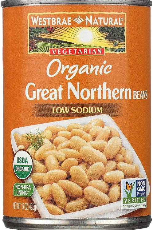 WestBrae Vegetarian Great Northern Beans