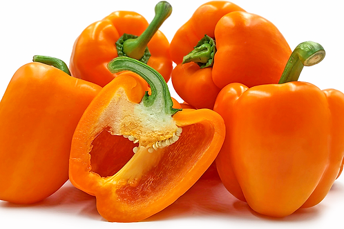 Orange Pepper/ Each