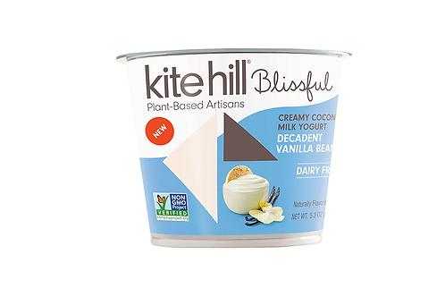 KiteHill Blissful Plant- Based Vanilla Bean 5.3oz