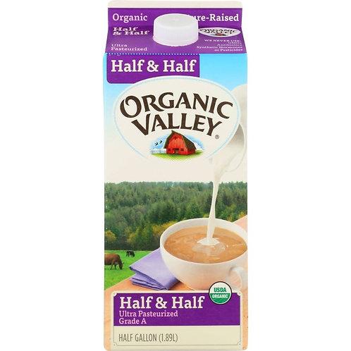 Half and Half / 64 0z