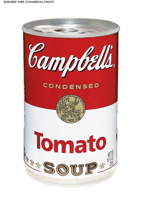 Campbell Tomato Soup / 4 in Pack