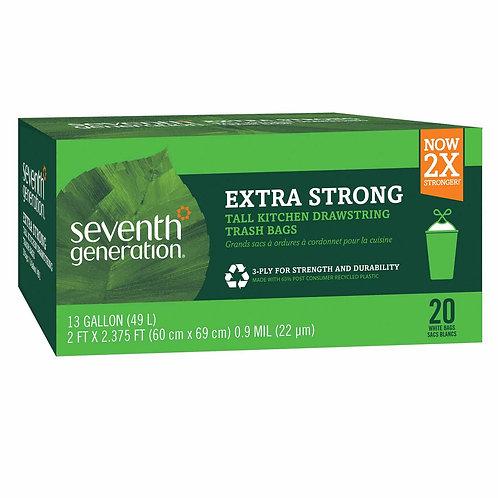 Seventh Generation Extra 20 pc