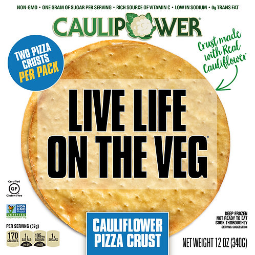 Caulipower/ Cauliflower Pizza Crust 12oz