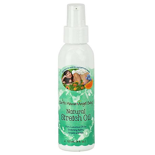 Earth Mama Natural Stretch Oil 4oz