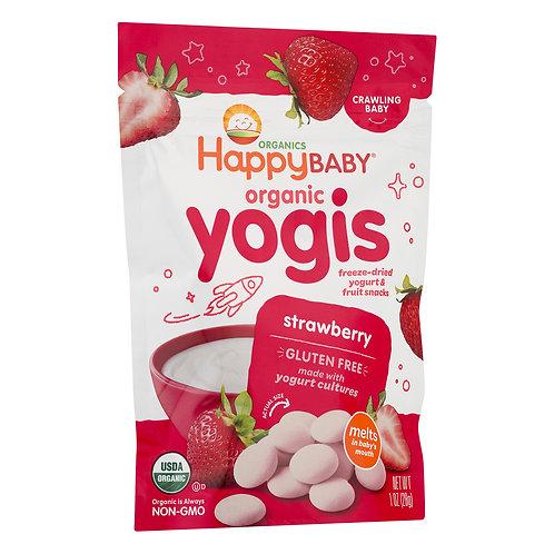 Happy Baby Yogis Strawberry Gluten - Free