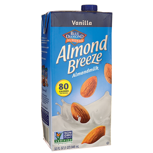Almond Milk Vanilla 32 oz