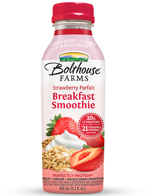 Bolthouse Farms Parfait Breakfast Smoothie